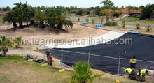 2.5mm waterproof/high-tensile/anti-puncture water reservoir/landfill/indoor fish farm hdpe geomembrane liner price