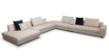 2016 new combined sofa set white Modern Furniture S103
