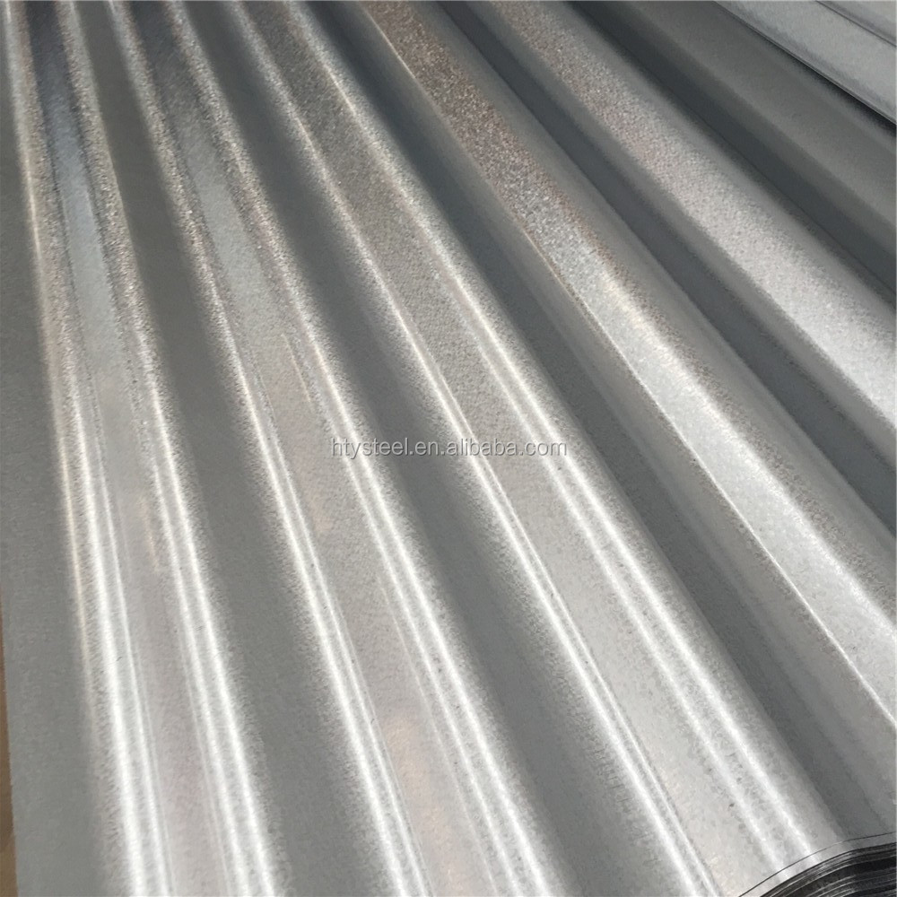 900mm width 0.27mm thickness galvalume steel roof to chile