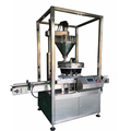 Powder filler automatic detergent powder packing machine