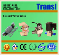 normally close and normally open sensor solenoid valve DC3.2/4.5/6V 12V 24V