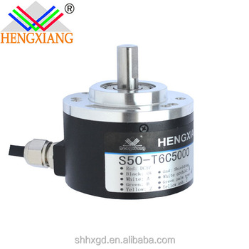 incremental encoder ,rotary encoder S50- Series AB phase encoder
