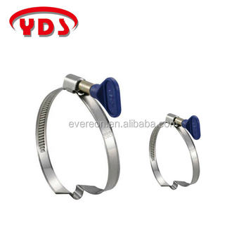 Taiwan hose clamp pipe clamp for greenhouse
