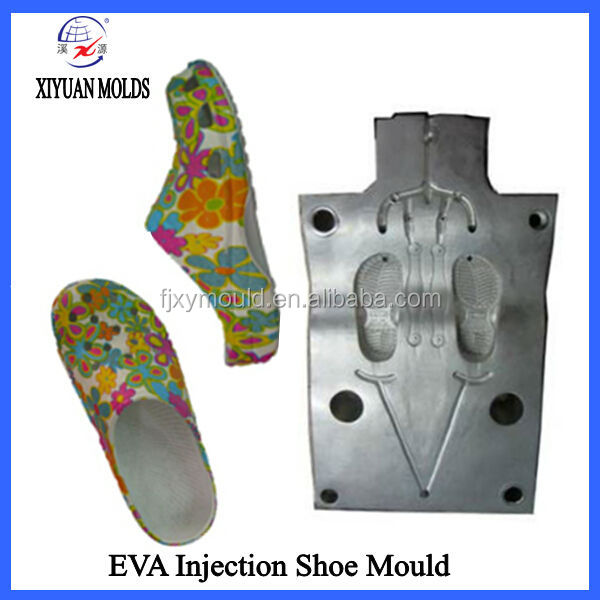 2014 Comfortable Men EVA Garden Shoe Moulds Factory