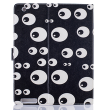 Wholesale Promotion Light sublimation leather case for ipad mini 1/2/3