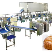 Food Processing Snack Equipment Automatic Mini