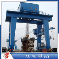 400t Hydropower station gantry crane made in china/hydro crane lifting gate