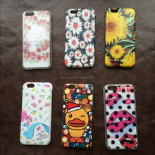 custom made cell phone cartoon phone cases for iphone 6,custom design TPU/PC mobile phone cover for iphone 6s