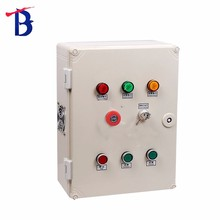 customized precision 24 pole surface mount outlet control panel box