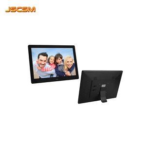 Ultra thin 12 inch Digital Photo picture Frame with Video Loop