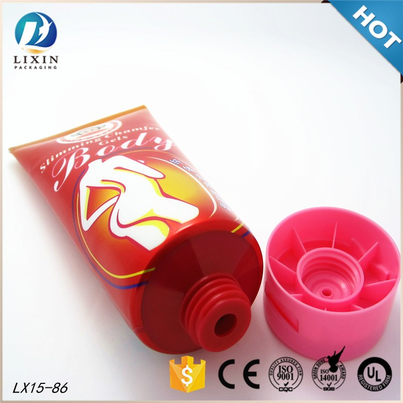wholesale plenty Special material packaging tube for body lotion