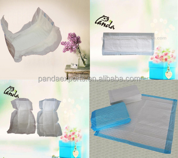 Adult diapers insert pad adult incontinence diapers pants medical adult diaper inner pad