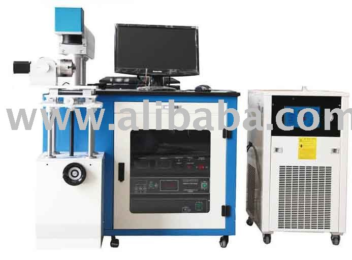 YD-YAG-50W Laser Engraving Machine