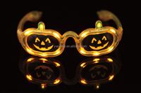 Aalloween led glasses Blue Green or Red led color party glasses