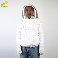 100% Cotton Bee Keeper Clothes Bee jacket /Bee tool beekeeper jacket