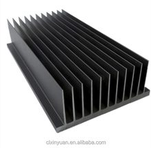 extrusion aluminum profile amplifier heatsink
