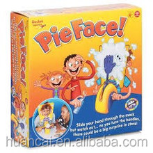 Pie In The Face Game Child Toy - Best Board Game For Party and Christmas