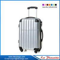 Carry-on luggage trolley case pc abs luggage luggage with removable wheels