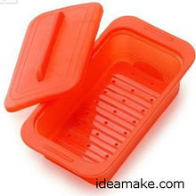Silicone Steaming Box As Seen On TV Smart Kitchen Gadget
