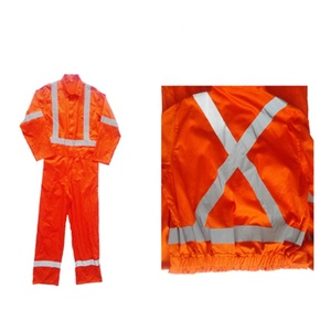 china fashion custom reflective made workwear overalls for men