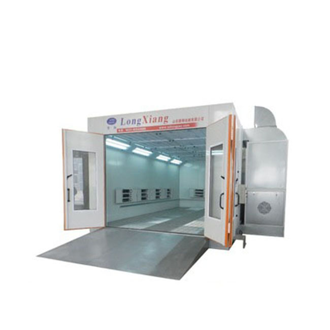 ISO and CE approved Economic Spray Bake Paint Booth For New Bodyshop