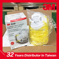 3M Particulate disposable Respirator 8210 N95 face mask stock