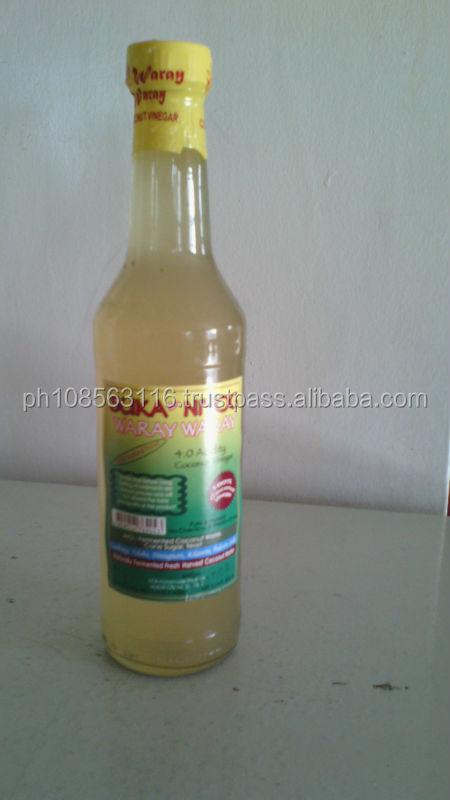Waray Waray Coconut water vinegar