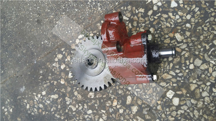 Shanghai New Holland SNH504 Tractor 495A Engine Parts Oil Pump