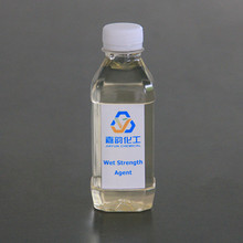 PAE resin produced by diethylene triamine