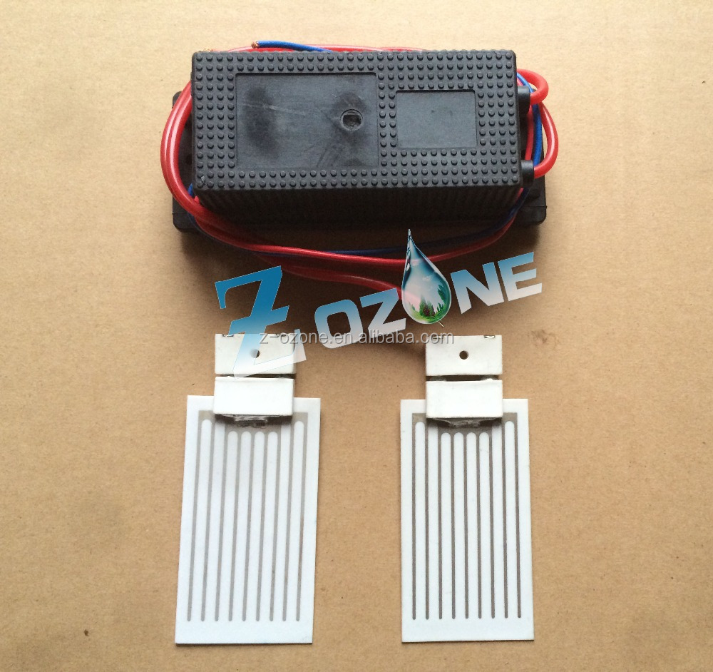 7g/h ozone ozonator used for air purification