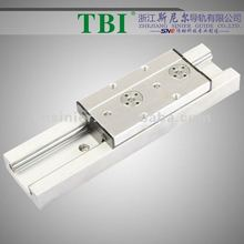 TBI linear motion guide system SG 15 by zhe jiang senior guide co. ,ltd
