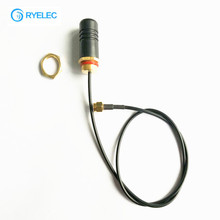 2dbi waterproof IP67 MINI short stubby wifi 2.4ghz passive antenna with cable and sma connector