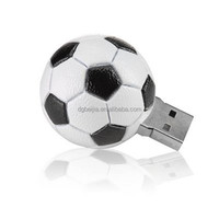 Soccer ball usb flash drive for promotion