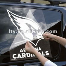 die cut window car stickers (ss-351)