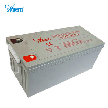 Anern deep cycle12v 200a solar lithium battery