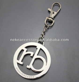 custom tourist souvenirs metal key ring