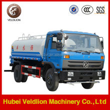 Dongfeng 145 EQ1108 Water Tank Vehicle with pumps and nozzles