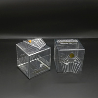 Wholesale Clear Plastic Packaging Boxes for Cupcake