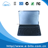 "Perfect stroke android & ios & window's triple OS leather wireless keyboard for 9.7"" tablet"