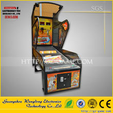 Indoor arcade hoops cabinet basketball game electronic for shopping mall