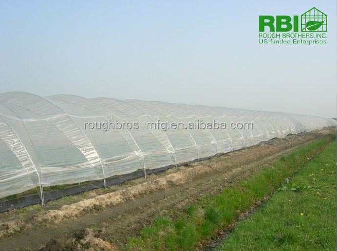 Low Cost Greenhouse tunnel for Afica