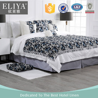 ELIYA High Quality 5 Star Hotel Supplier Bedspreads/Wholesale Hotel Bedding
