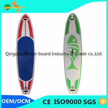 Stand Up Paddle Surf Air Inflatable Surfboard With Aluminum Oar