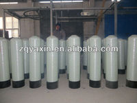 FRP For water treatment used as sand filter,carbon filter, softener FRP tank/FRP pressure tank