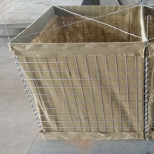 Good quality easily assembled hesco bastion wall price