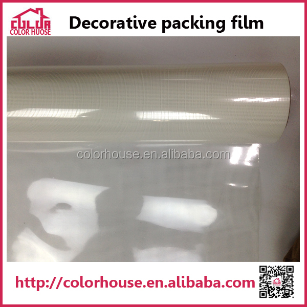 Self-Adhesive Decorative PET window film for home furnishing