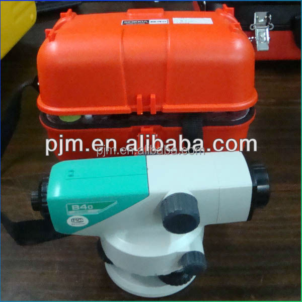 SURVEY SOKKIA AUTO LEVEL B20 B30 B40 optical surveying equipment
