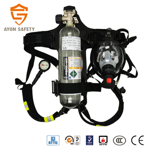 Self-contained breathing apparatus/ SCBA /RHZKF 6.8/30 /Positive Pressure Air Respirator- Ayonsafety