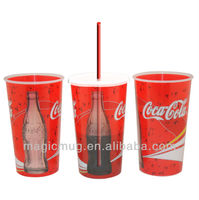 Color Changing Plastic Cup Coke Color Changing Glass