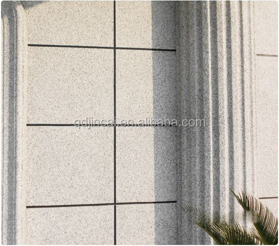Granite Real Stone Effect Decorative Exterior Wall Coating